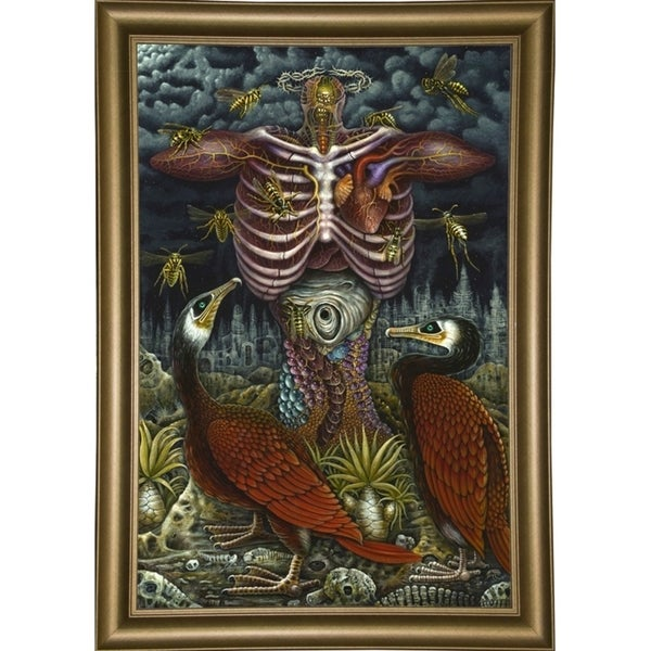 "Ressurection Print 36""x24"" by Robert Connett -ROBCON272094"