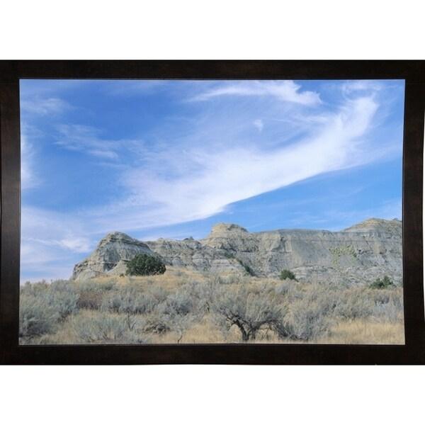 "Theodore Roosevelt National Park46-GORSEM69997 Print 11.75""x17"" by Gordon Semmens"