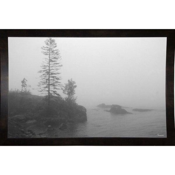 "North Shore 1-GORSEM63244 Print 5.25""x8.25"" by Gordon Semmens"