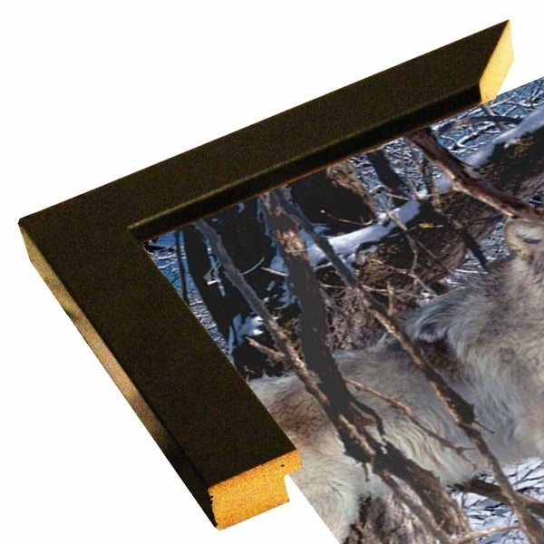 "At River's Edge-GORSEM63253 Print 15.25""x25.25"" by Gordon Semmens"