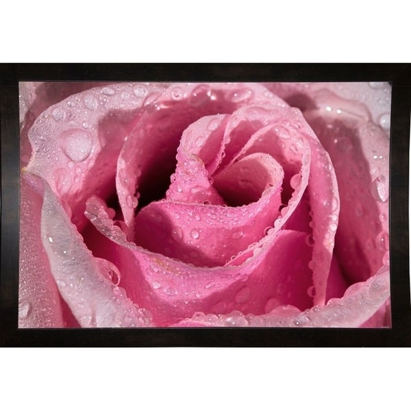 "The Rose_223HDR-GORSEM117836 Print 16.25""x24.5"" by Gordon Semmens"