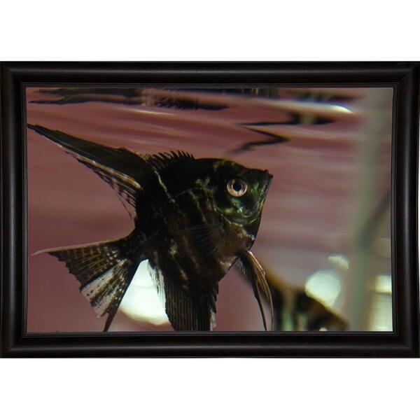 "Angel Fish II-GORSEM117183 Print 20.5""x30.75"" by Gordon Semmens"