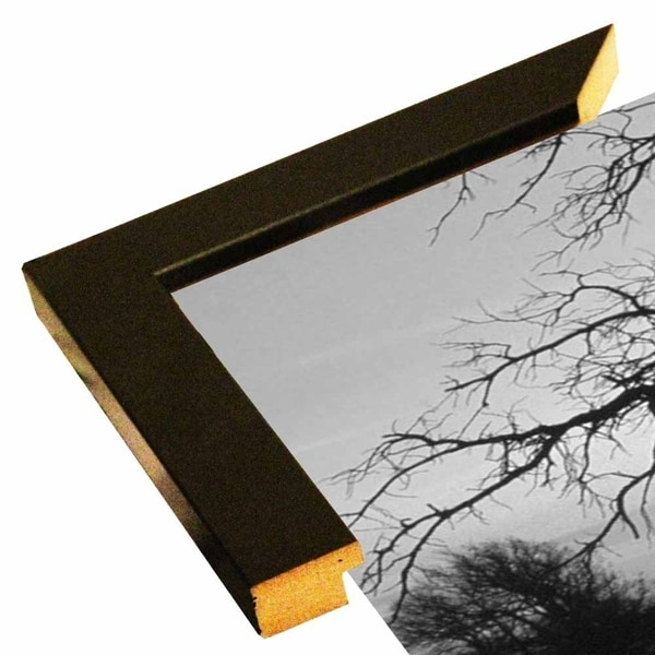 "Silhouette 2-GORSEM62182 Print 4.5""x8"" by Gordon Semmens"