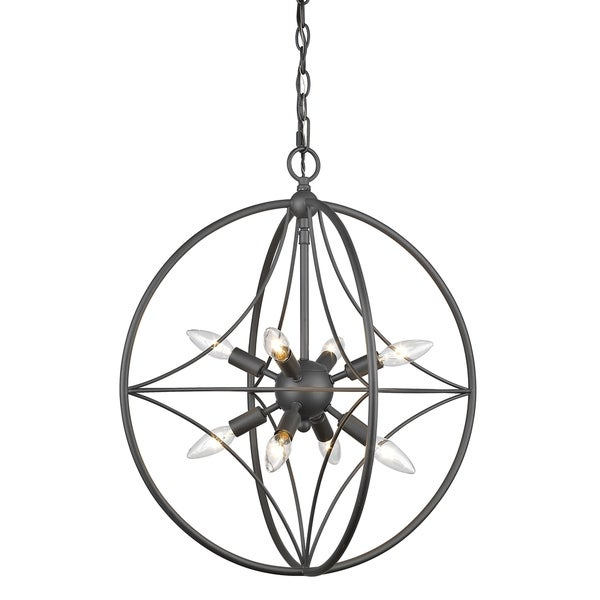 Shop Avery Home Lighting Cortez Pendant Light 452 20brz