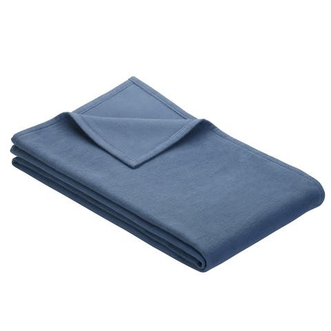 IBENA Pure Cotton Queen & King Size Blanket