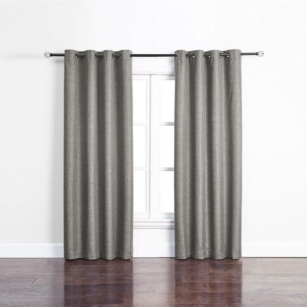 Dormo Room Darkening Curtains in Grey