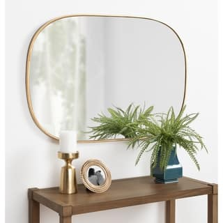 ad5283046c76 Buy Gold Mirrors Online at Overstock