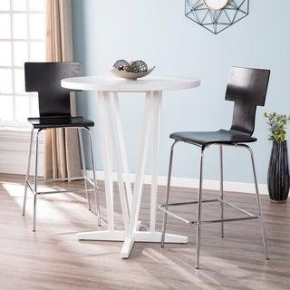Harper Blvd Delrosa White Bar Height Table