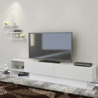 "Decorotika - Lugano 71"" TV Stand and Entertainment Center"