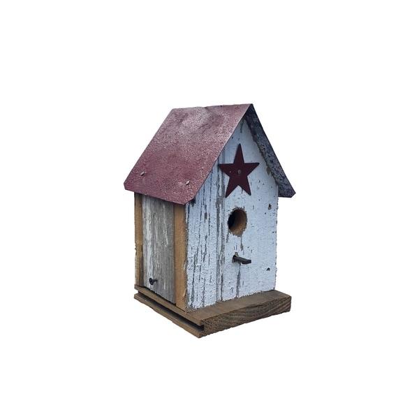 Outstanding Barn Wood Medium Church Bird House Interior Design Ideas Philsoteloinfo