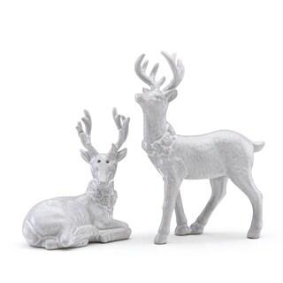 Lenox Alpine Reindeer Salt & Pepper Set