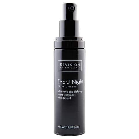 Revision D.E.J Night 1.7-ounce Face Cream