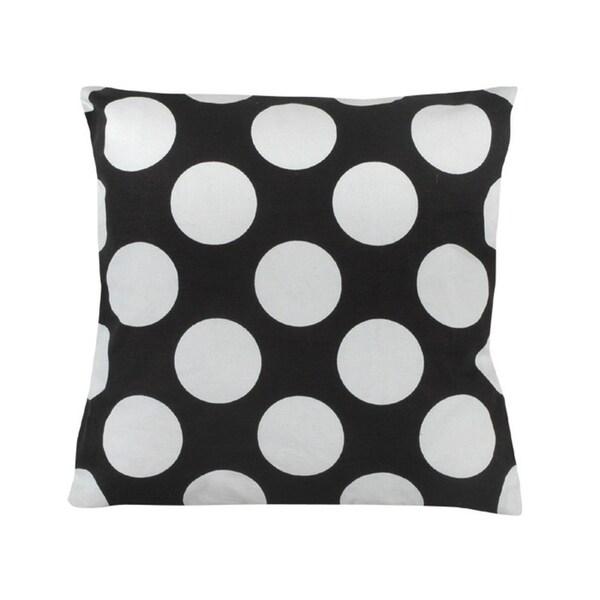 Rosemary 100% Cotton Throw Pillow