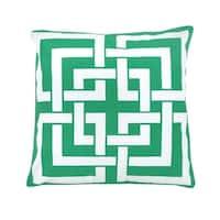 Zaira 100% Cotton Throw Pillow