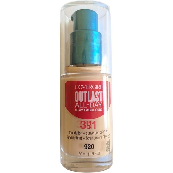 CoverGirl Outlast All Day Stay Fabulous 3-in-1 810 Classic