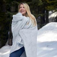Berkshire Blanket Ultra Fuzzy Plush Throw