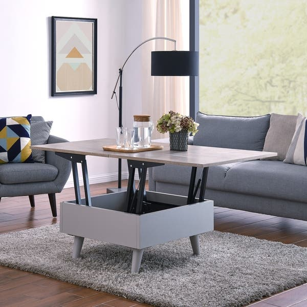 Storage Coffee Table To Dining