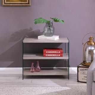 Carbon Loft Meadmore 3-tier Bookcase