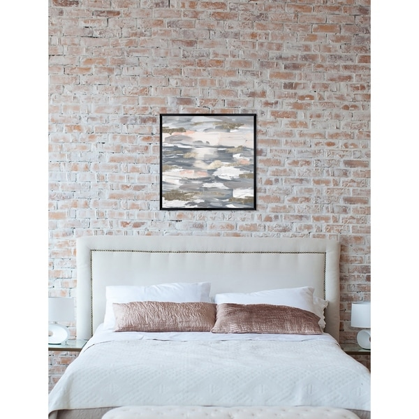 Oliver Gal 'Beautiful Retreat' Abstract Framed Wall Art Print. Opens flyout.