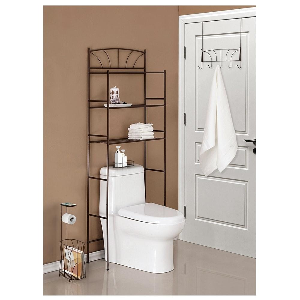 Bath Caddies & Storage