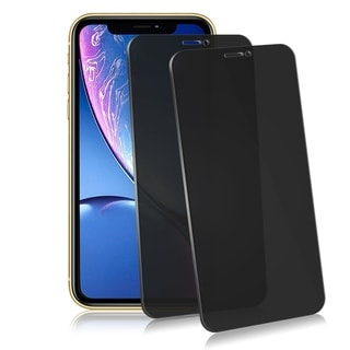 """INSTEN Anti-Spy Privacy Tempered Glass Screen Protector for Apple iPhone XR 6.1""""/ iPhone 11 (Pack of 2)"""