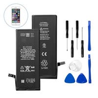 Insten Replacement Standard Battery with Repair Tool Kits for use with Apple iPhone 6s (Model: A1633, A1688)