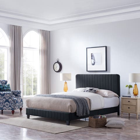 Buy Queen Size Black Beds Online at Overstock   Our Best Bedroom ...