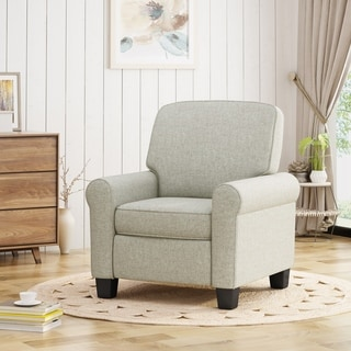 Link to Cornelius Mid-Century Club Chair by Christopher Knight Home Similar Items in Living Room Chairs
