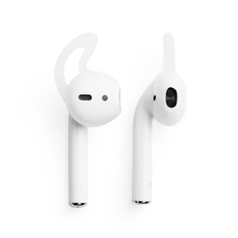 Airpods Skin Case, Insten [1 Pair] Set Airpod Protective Ear Hooks Earhooks Skin Case (3 Colors)