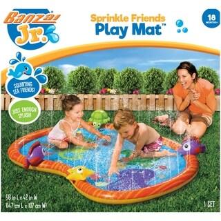 Banzai Jr. Sprinkle Friends Outdoor Water Play Mat
