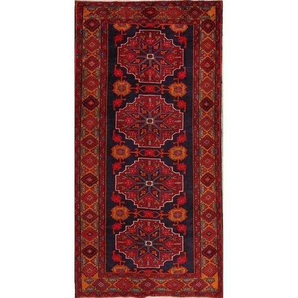 Hand Knotted Heriz Wool Fine Persian Oriental Area Rug: Shop Copper Grove Kladno Hand-knotted Wool Geometric Heriz