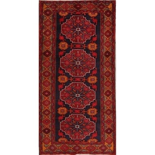 Copper Grove Kladno Hand-knotted Wool Geometric Area Rug - 10'8 x 5'0