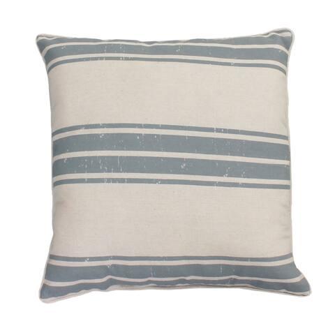 Thro 20x20 Dolly Farm Stripe Pillow