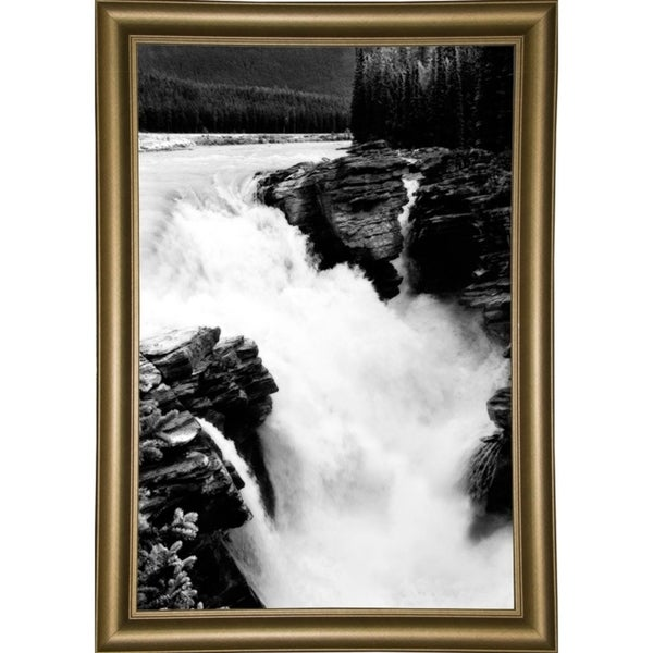 """Lookout View Canada-HARLAN53604 Print 18""""x12"""" by Harold Silverman - Landscapes"""