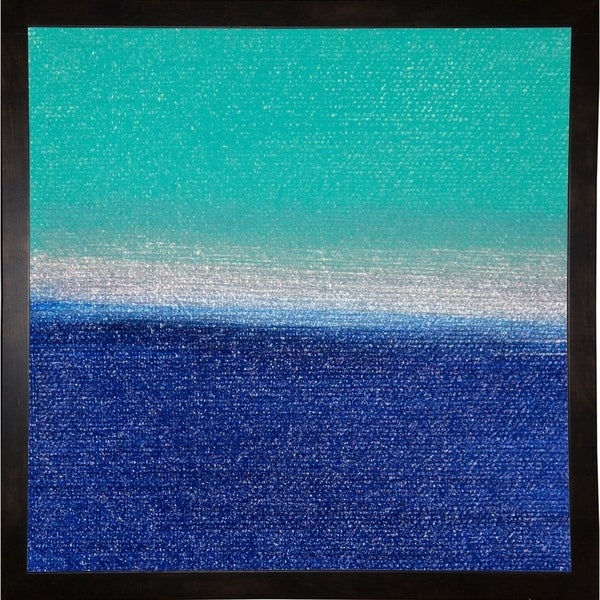 """Dreaming of 21 Sunsets - Canvas XIII-HILWIN110929 Print 5.5""""x5.5"""" by Hilary Winfield"""