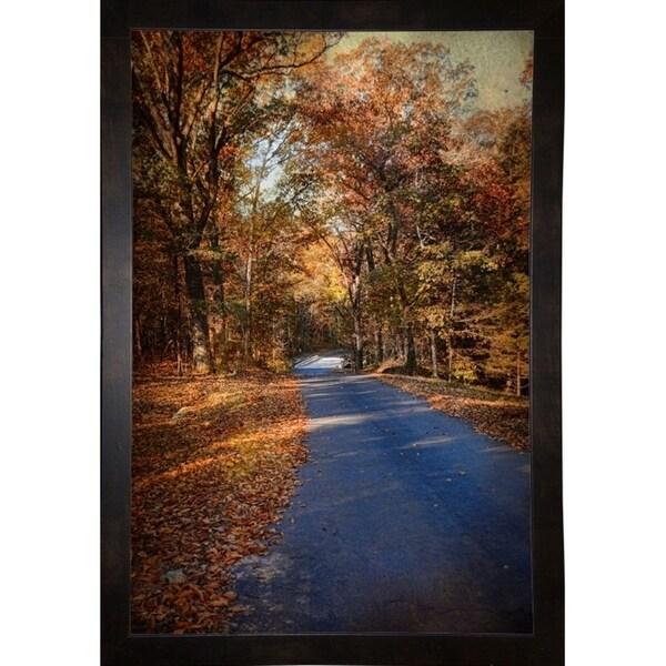 """Allure Of Autumn-JAIJOH139977 Print 20""""x13.25"""" by Jai Johnson"""