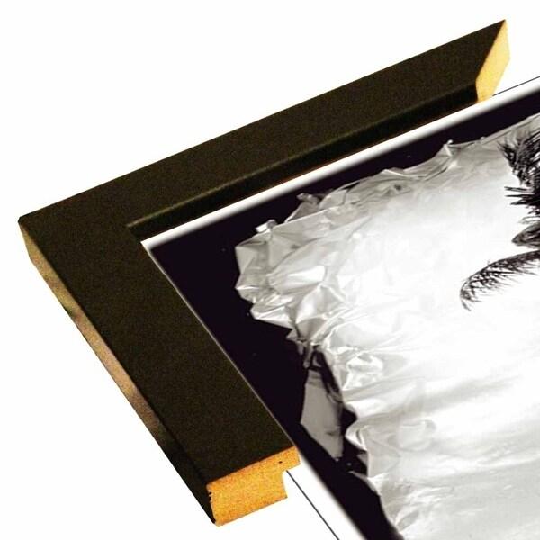 "Single Palm-HARBEA53563 Print 17""x10.25"" by Harold Silverman - Beach, Palms & Lighthouses"