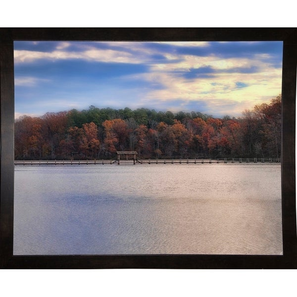 "Sunrise At Chickasaw-JAIJOH140106 Print 10.75""x13.25"" by Jai Johnson"