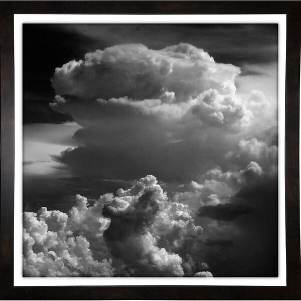 "Wonder Of The Sky-HARMSC90060 Print 11""x11"" by Harold Silverman - Msc."