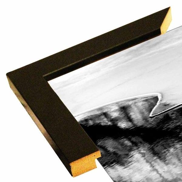 "Ice Flow-HARBEA50412 Print 11.5""x11.5"" by Harold Silverman - Beach, Palms & Lighthouses"