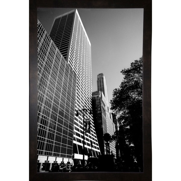 "42nd Street-HARBUI66939 Print 24.75""x16"" by Harold Silverman - Buildings & Cityscapes"