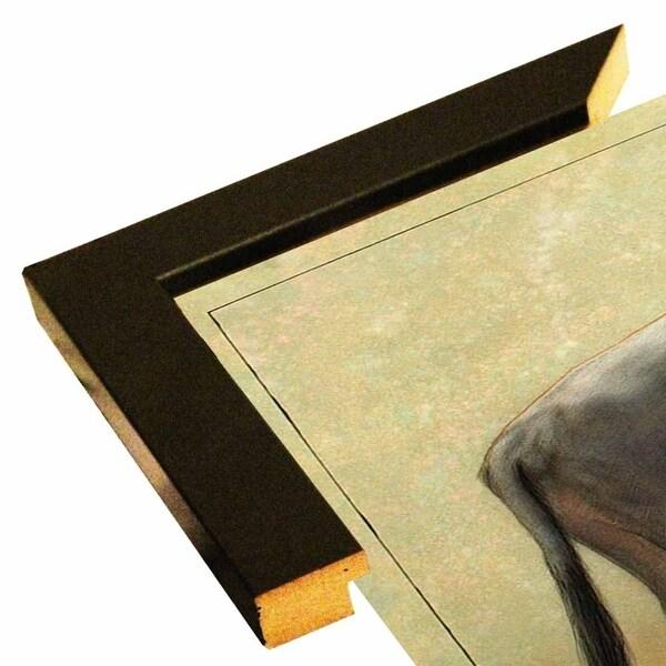 "Wildebeest-JAMJOH131744 Print 10""x14"" by James W. Johnson"