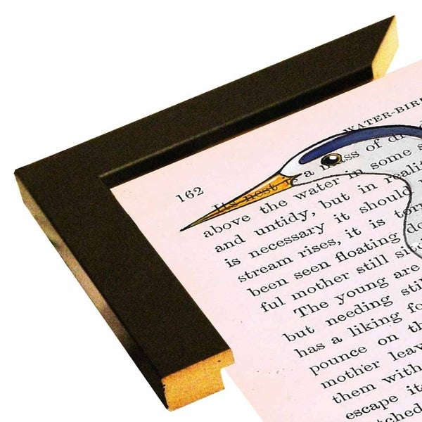 "The Heron-JANWIL135839 Print 24""x16"" by Jane Wilson"