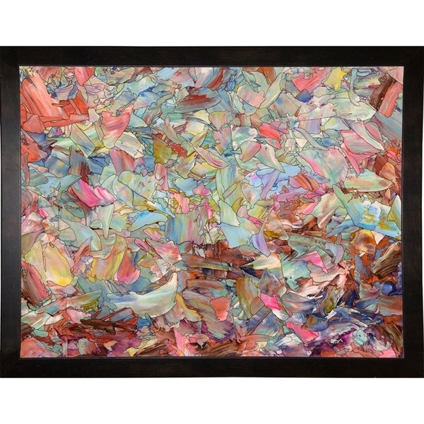 """Fragmented Hill-JAMJOH137215 Print 22.75""""x30"""" by James W. Johnson"""