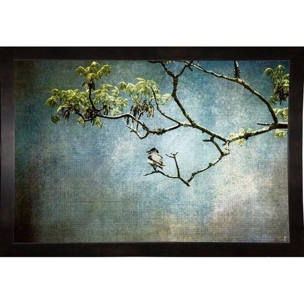 "Lucky Bird-JAIJOH139813 Print 13.25""x20"" by Jai Johnson"