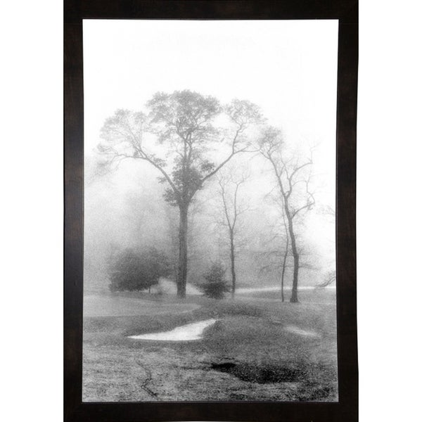 """Fuzzy Golf-HARTRE59545 Print 18""""x12"""" by Harold Silverman - Trees & Old Fences"""