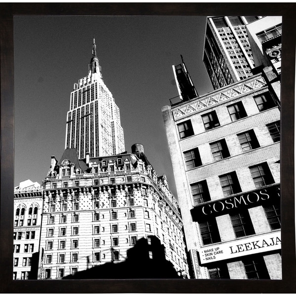 "34Th And Broadway Nyc-HARBUI89190 Print 20""x20"" by Harold Silverman - Buildings & Cityscapes"