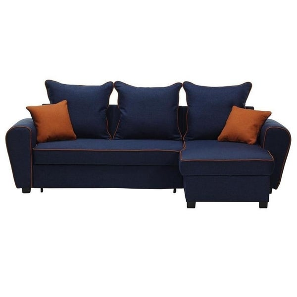 Shop SALLY Right Corner Sectional Sofa-Bed - Free Shipping ...