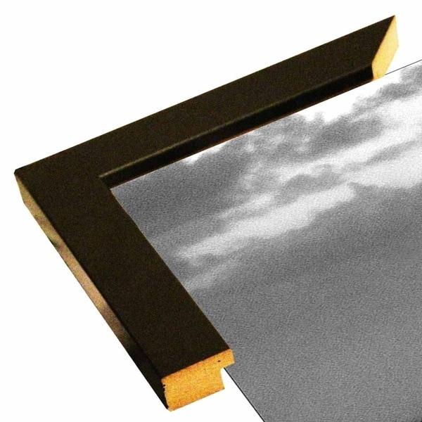 "Shoreline Silhouette-HARBEA74714 Print 12""x21.75"" by Harold Silverman - Beach, Palms & Lighthouses"