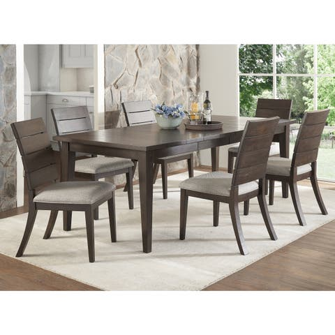 Edgewood 86 Inch Rectangle Dining Table by Greyson Living
